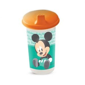 NEW Tupperware Disney Sippy cup